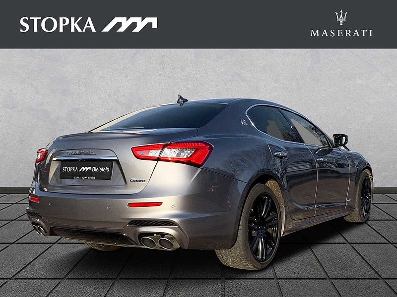 Maserati Ghibli Diesel GranSport*UPE 94.400*ACC*20Zoll*SD null