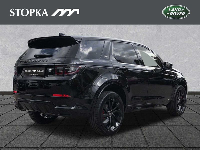 Land Rover Discovery Sport D180 R-Dyn. SE *MY20* Pano/Keyl.