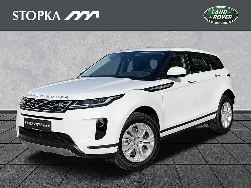 Land Rover Range Rover Evoque D180 aut. S LED/TFT/Winter-P. null