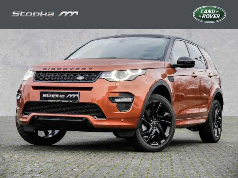 Land Rover Discovery Sport HSE TD4 W.-Pak. Perf.Leas.549,-* HSE
