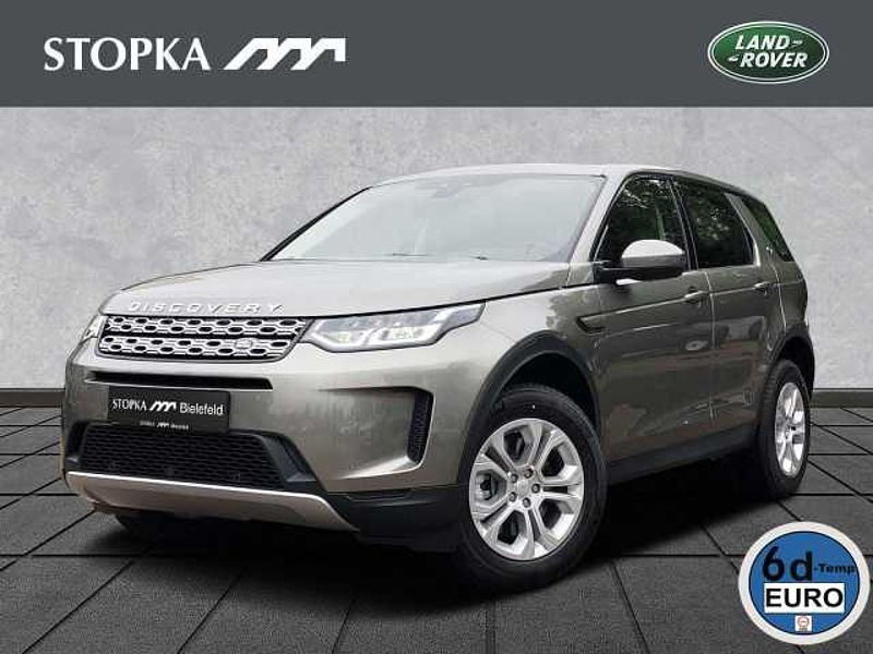 Land Rover Discovery Sport P200 S *MY20* AHK/Navi/Leder/SHZ null
